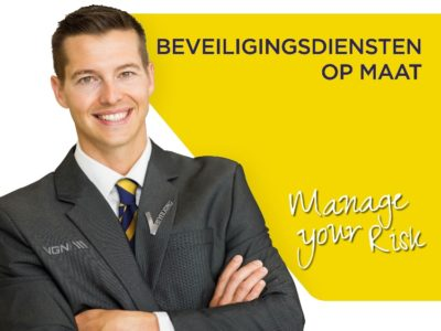 Vacature object beveiliger m/v Middenmeer